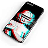 Marilyn Monroe Supreme Blue Red 3d iPhone 6S Case Black