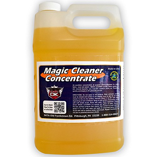 Detail King Magic Cleaner Concentrate for Car Interiors & Exteriors Gallon