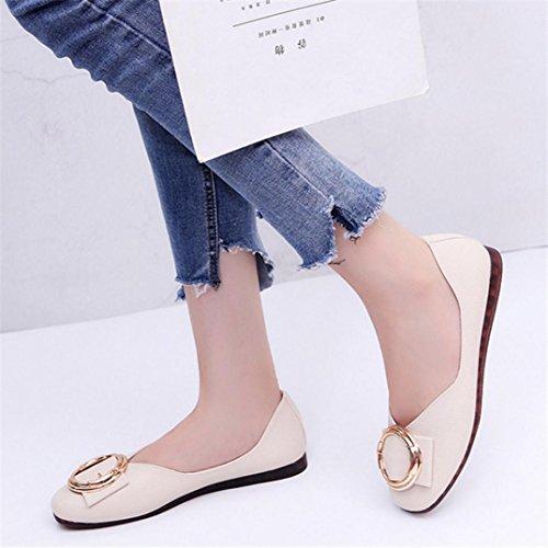 Nouveau Chaussures Flats Femmes Mode Slip mignon sur les dames à talons bas Chaussures, Appartements pour Femmes Nouveaux mode