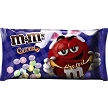 M&M's Easter Caramel Chocolate Candy, 10.2 Ounce