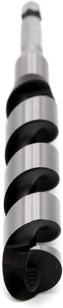 Wood Owl NO 7//16 x 7-1//2 06004 6 Combination Utility Ship Auger Boring Bits Single Flute Single Spur