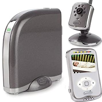e8057b5619672 Amazon.com   Summer Infant 28130KIT Connect Internet Baby Camera System  with Handheld Unit   Baby Monitors   Baby