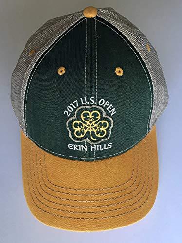 u.s. open hat Erin hills golf green bay packers colors 2017 new