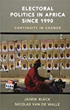 Democratic transitions in the early 1990s introduced a sea change in Sub-Saharan African politics. Between 1990 and 2015, several hundred competitive legislative and presidential elections were held in all but a handful of the region's countries. Thi...