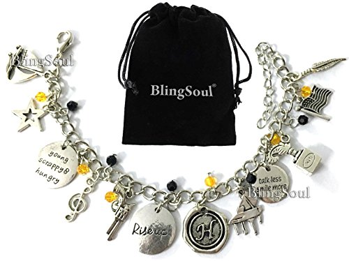 BlingSoul Broadway Alexander Hamilton Musical Jewelry Christmas Gift ⚡️Flash Sale⚡️