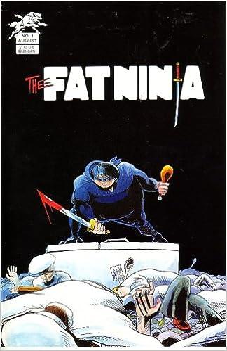 The Fat Ninja, Vol 1 #1: SILVERWOLF COMICS: Amazon.com: Books