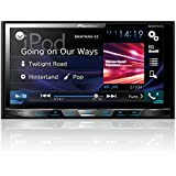 "Pioneer AVHX4800BS 2-DIN Receiver with 7"" Motorized Display/Built-In Bluetooth/Siri Eyes Free/AppRadio (Discontinued by…"