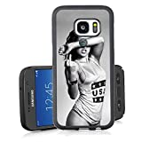 Best Case Girl With Sexy - Galaxy S7 Active Case,FTFCASE TPU Back Cover Case Review