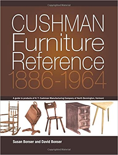 Cushman Furniture Reference 1886   1964: Furniture By The H. T. Cushman  Manufacturing Company Of North Bennington, Vermont