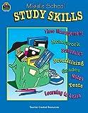 Middle School Study Skills, John Ernst, 155734194X