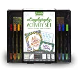Crayola Signature Crayoligraphy Calligraphy Art Set, Hand Lettering Tutorials, Crafts Kit, Gift