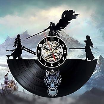 Amazon Com Kingdom Hearts Anime Vinyl Record Design Wall