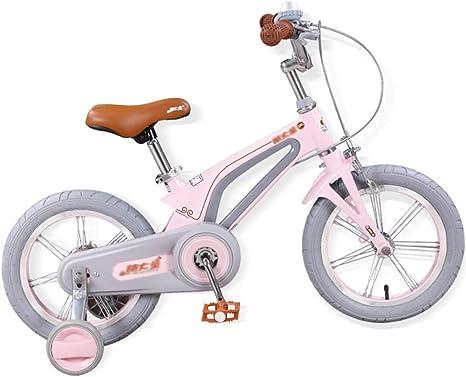 WJSW Bicicletas para niños Bicicleta para niños de Interior Triciclo para niños Bicicleta para niños Adecuado para niños y niñas Niños de 3 a 15 años Practican ...
