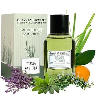 Homme Et Vétiver Pour Lavande Jeanne Provence De En Toilette Eau Aj34L5R