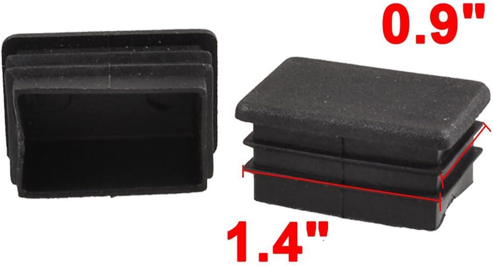 sourcing map 14 Piezas De 15 mm X 8 mm X 3,5 mm Mec/ánico Negro NBR O Anillos Arandelas De Sello De Aceite