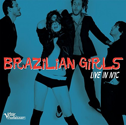 Live In NYC [Explicit]