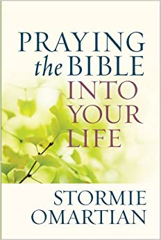 Book Praying the Bible into Your Life PB