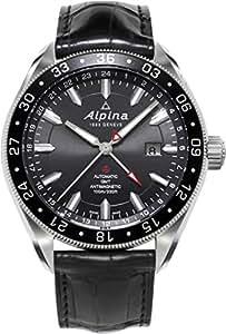 Alpina Geneve Pilot AL-525B4S6 Reloj para hombres Alpina Rotor