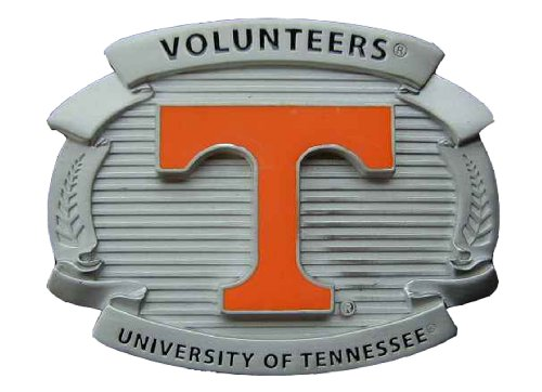 University of Tennessee Volunteers Large Size Novelty Belt Buckle