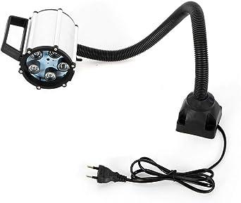 Lampe de machine CNC 5W Lampe de travail LED magnétique Bras de lumière flexible