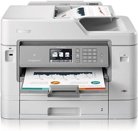 Brother MFCJ5930DWG1 - Impresora Color multifunción, Blanco ...