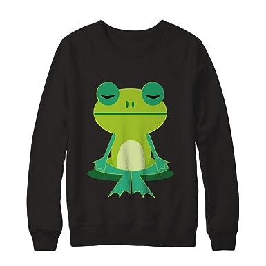 Amazon.com  Teely Shop Women s Woman s Funny So Cute Kids Meditation  Costume Gildan - Pullover Sweatshirt  Clothing cf2e71840