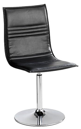 Drehstuhl esszimmer modern  2 x Drehsessel Stuhl Esszimmer Schwarz Drehstuhl Sessel Sitzmöbel ...