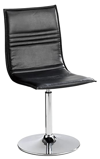 Drehstuhl esszimmer  2 x Drehsessel Stuhl Esszimmer Schwarz Drehstuhl Sessel Sitzmöbel ...