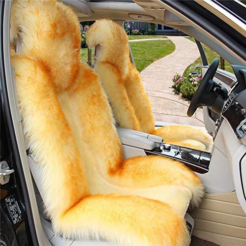チャイルドシートカバーチャイルドシートクッション 車のクッションユニバーサルぬいぐるみクッションインポートウール5車ユニバーサル滑り止め冬13色選択、#31 カーシートマットカーシートプロテクター (色 : #30) #30