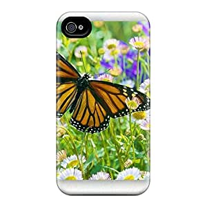 Iphone 6plus GUU13332qQTN Unique Design Nice Butterfly Image Perfect Cell-phone Hard Cover -TanyaCulver