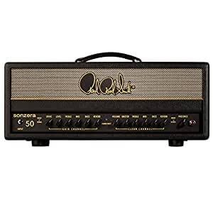 prs paul reed smith sonzera amplifier head 50 watts musical instruments. Black Bedroom Furniture Sets. Home Design Ideas