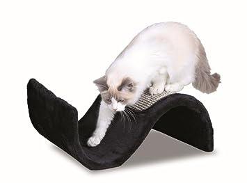 2x1 Rascador para gatos TRIXIE onda Wavy 29x18x50 cms.: Amazon.es: Productos para mascotas