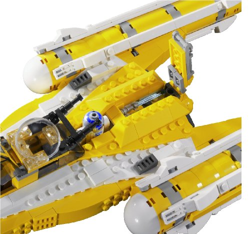 Buy Lego Star Wars Y Wing Starfighter