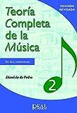 TEORÍA COMPLETA DE LA MÚSICA VOL.2 (Edición revisada)