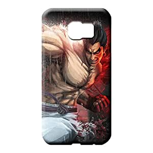 samsung galaxy s6 Sanp On Compatible Skin Cases Covers For phone mobile phone carrying shells tekken kazuya