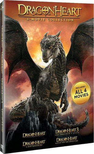 Dragonheart: 4-Movie Collection (Collection Heart)