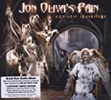 Maniacal Renderings by Jon Oliva's Pain