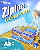 Ziploc Flexible Totes, XXL Qty: 6 Ziploc-kp
