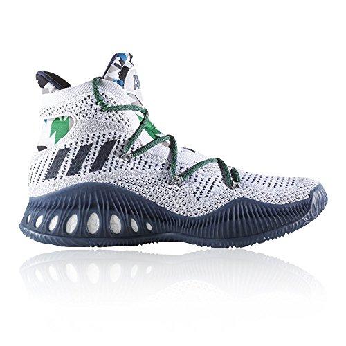 Adidas Herren Fou Bleu Basketballschuhe Explosif