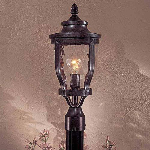 Minka Lavery Outdoor 8766-166, Merrimack Cast Aluminum Outdoor Post Lighting, 100 Watts, Bronze by Minka Lavery