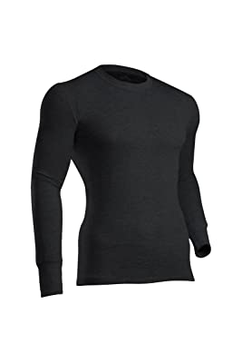 ColdPruf Men's Platinum II Performance Base Layer Long Sleeve Crew Neck Top Review