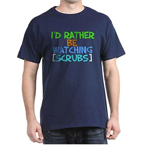 CafePress Scrubs TV - 100% Cotton T-Shirt