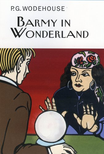 Book cover for Barmy in Wonderland