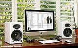 Audioengine A5+/S8 Bundle White Powered Speaker