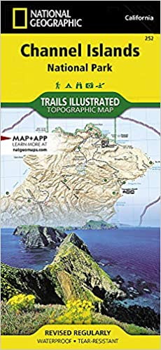 Channel Islands National Park (National Geographic Trails ... on