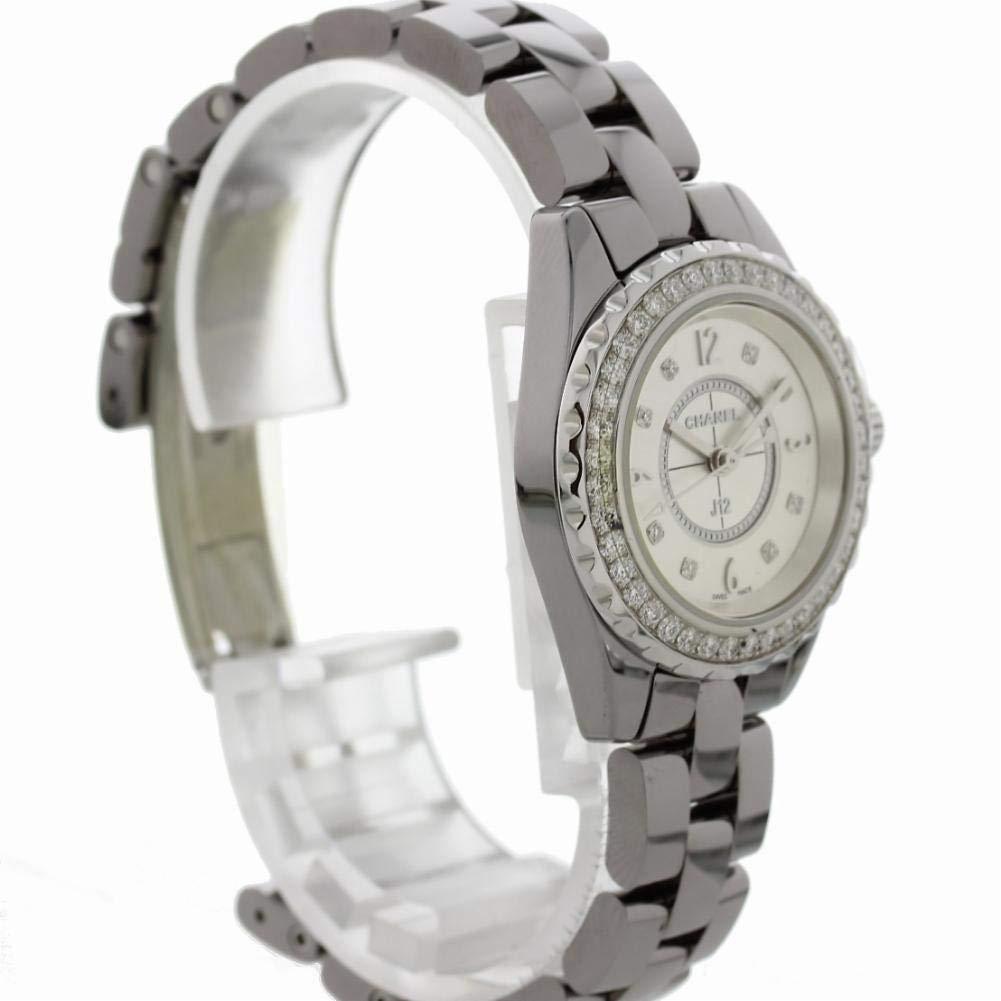 Chanel J12 H3402 - Reloj de Cuarzo para Mujer (Certificado de autenticidad): Chanel: Amazon.es: Relojes