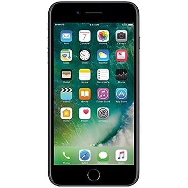 Apple iPhone 7 Plus 32GB Unlocked Phone (Black)