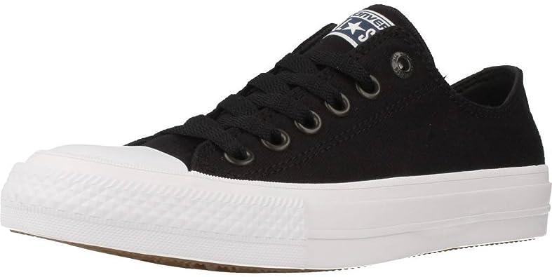 Converse Men's Ct Ii Ox Sneakers, Black