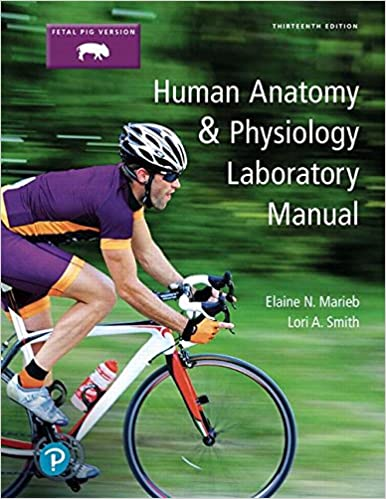 Human Anatomy Physiology Laboratory Manual Fetal Pig