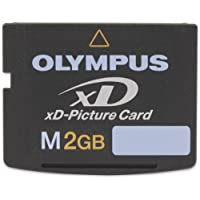 Olympus M 2 GB xD-Picture Card Flash Memory Card 202170